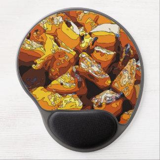 Savory Baked Sweet Potatoes and Raisins Gel Mousepad