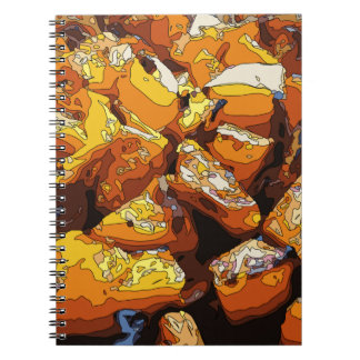 Savory Baked Sweet Potatoes and Raisins Note Book