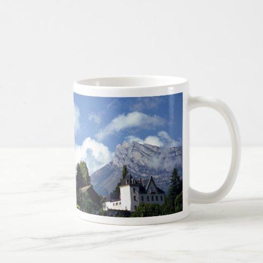 Savoy, France Europe Classic White Coffee Mug