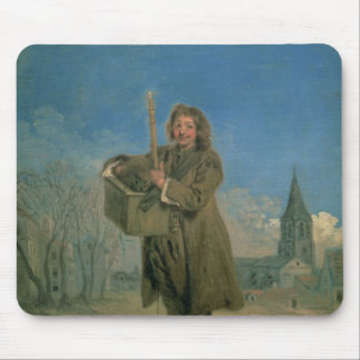 Savoyard with a Marmot, 1715-16 Mouse Pad