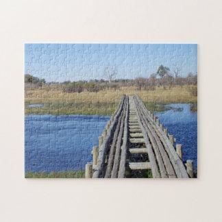 Savute Bridge Puzzle