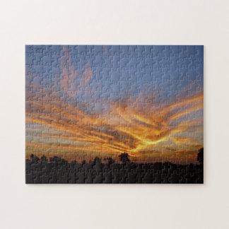 Savute Sunset Puzzle