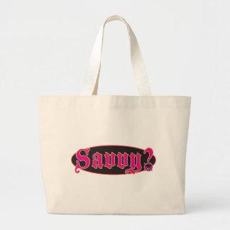 Savvy Tote Bag