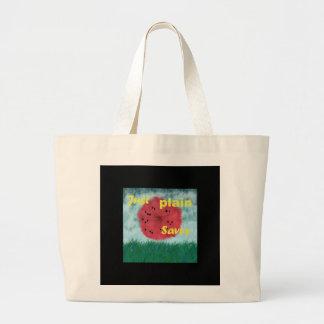 Savvy Canvas Bag