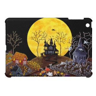 Savvy ipad mini case,Halloween,ghosts,graveyard iPad Mini Cover