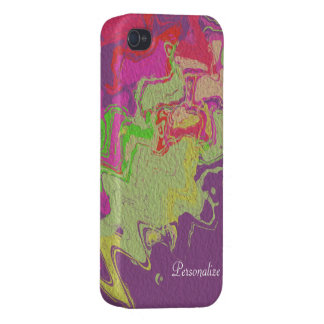 Savvy iPhone 4 case - Abstract Design #6