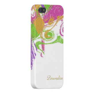 Savvy iPhone 5 case - Abstract  Design #4