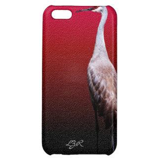 Savvy iPhone 5 case - Sandhill Crane in Profile