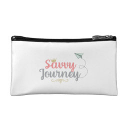Savvy Journey Cosmetic Case