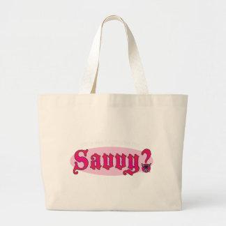 Savvy Large Tote Bag
