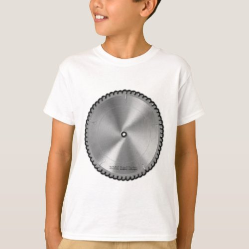 Saw Blade T_Shirt