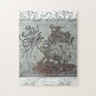 Saw Chaine poster Jigsaw Puzzle