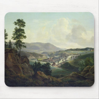 Saw Mill in Norway, 1827 Mouse Pad
