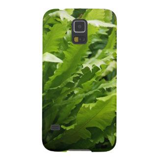 Saw Tooth Kelp Fern Samsung Galaxy S5 Case