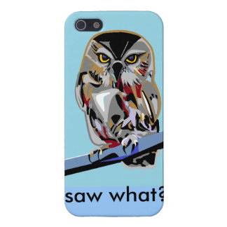 Saw what? case for iPhone SE/5/5s