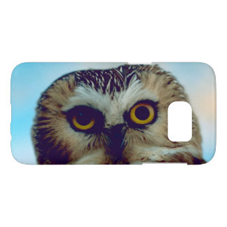 Saw-whet Owl Samsung Galaxy S7 Case