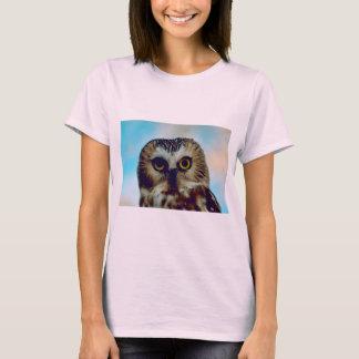 Saw-whet owl T-Shirt