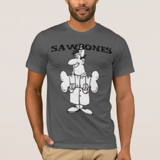 Sawbones Playera