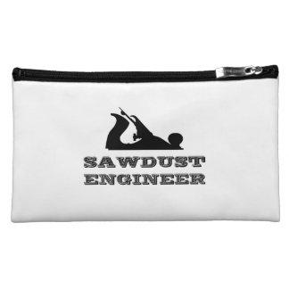 Sawdust Engineer Cosmetic Bag