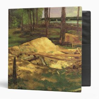 Sawdust Pit, 1876 Binder
