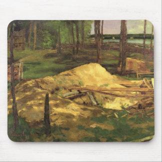 Sawdust Pit, 1876 Mouse Pad