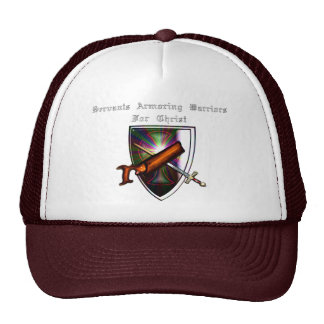 SAWFC Hat V2