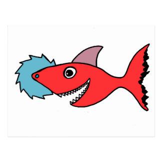Sawfish Postcard