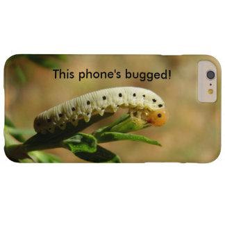 Sawfly Larvae Bugged iPhone Case