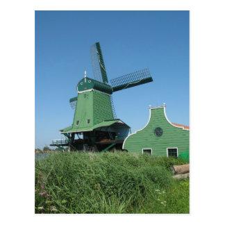 Sawmill in Holland Postcard