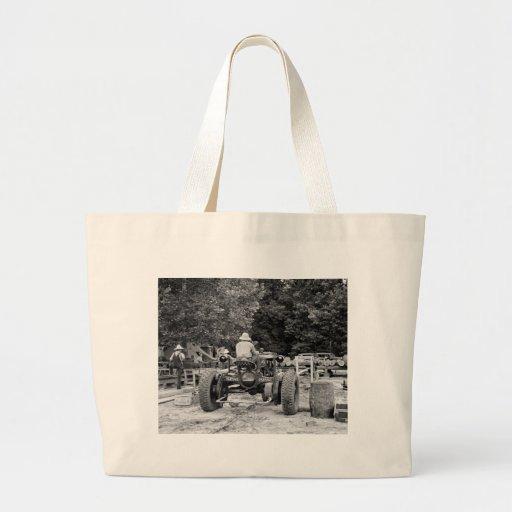 Sawmill Workhorse, 1936 Bags