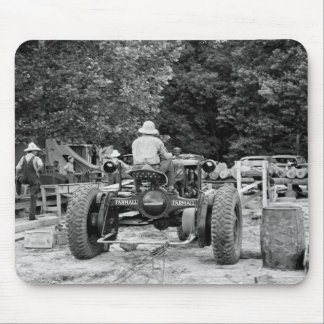 Sawmill Workhorse, 1936 Mouse Pad