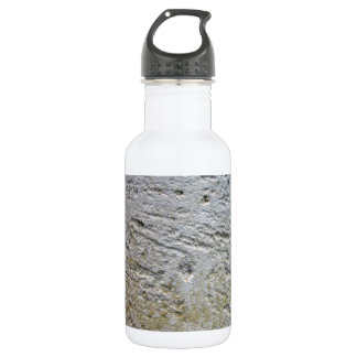 Sawn Limestone Texture with shade 18oz Water Bottle