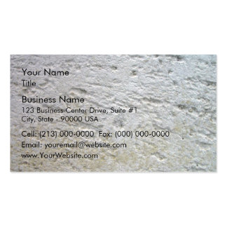 Sawn Limestone Texture with shade Double-Sided Standard Business Cards (Pack Of 100)