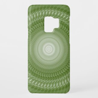 Saws Mandala in tribals Case-Mate Samsung Galaxy S9 Case