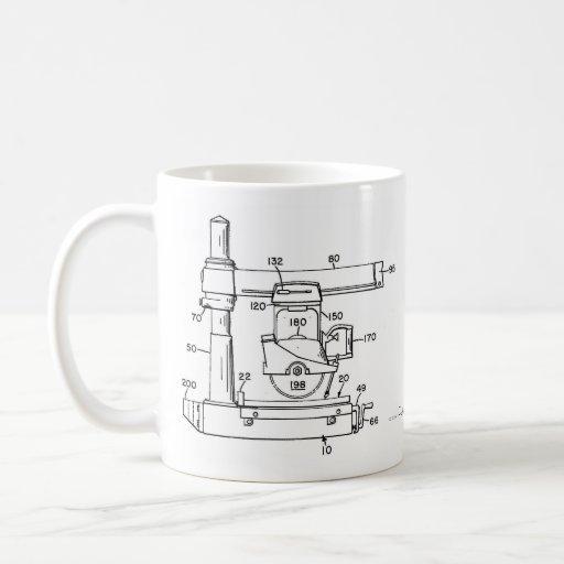 SawSmith Radial Arm Saw Mug