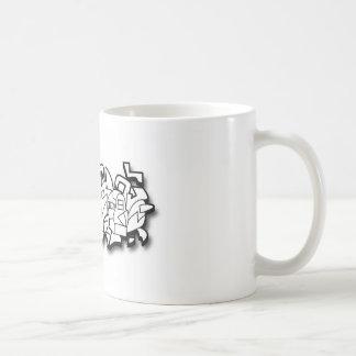 Sawtooth Coffee Mug