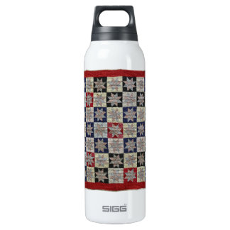 Sawtooth-Liberty Bottle 16 Oz Insulated SIGG Thermos Water Bottle