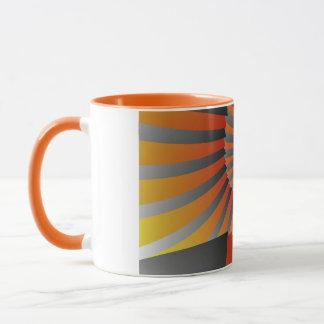 Sawtooth Twisty Mug