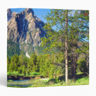 Sawtooth Wilderness 3 Ring Binder