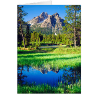 Sawtooth Wilderness Card
