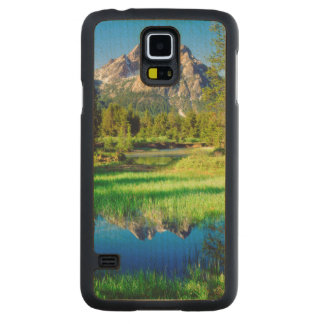Sawtooth Wilderness Carved® Maple Galaxy S5 Case