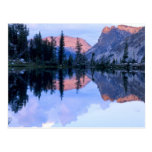 Sawtooth Wilderness, Idaho. USA. Cumulus Postcard
