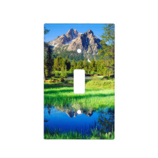 Sawtooth Wilderness Light Switch Cover