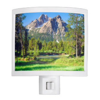 Sawtooth Wilderness Night Light
