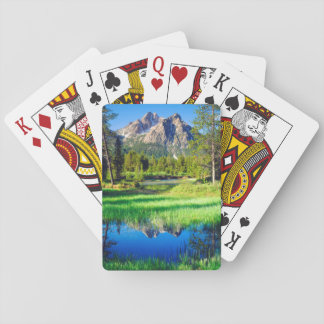 Sawtooth Wilderness Playing Cards