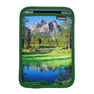 Sawtooth Wilderness Sleeve For iPad Mini