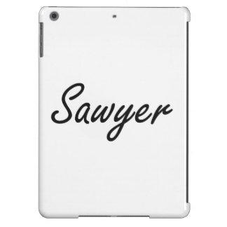 Sawyer Artistic Job Design Case For iPad Air