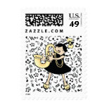sax baby postage stamps