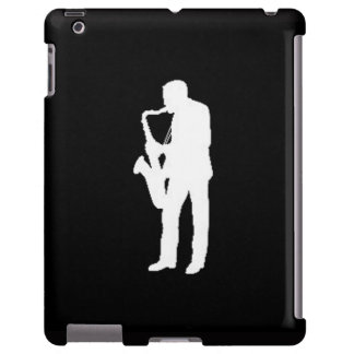 """""""Sax Player"""" design Apple product cases"""