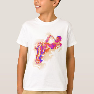Sax Player for Saxophone Day T-Shirt